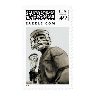 Lacrosse Goalkeeper Postage