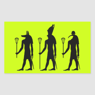 Lacrosse Gods Sticker