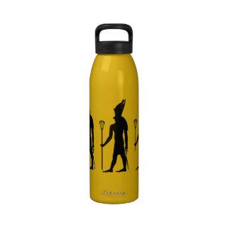 Lacrosse Gods Reusable Water Bottles