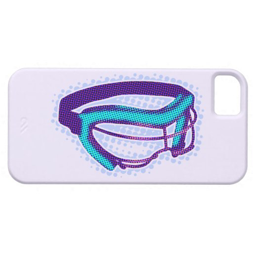 Lacrosse Googles iphone 5 case