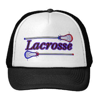 Lacrosse Mesh Hats