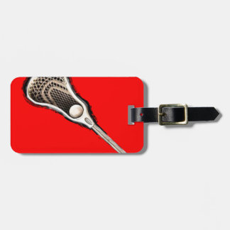 LACROSSE HEAD TAG FOR LUGGAGE