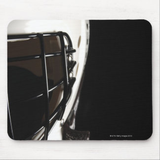 Lacrosse helmet mouse pad