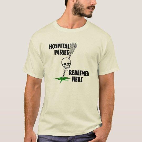 Lacrosse Humor Redeemed T-Shirt