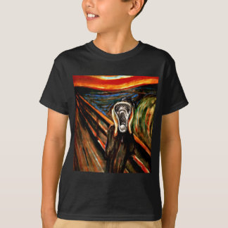 LACROSSE HUMOR -- THE TEAM SCREAM T-Shirt