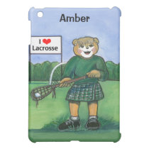 Lacrosse iPad Case