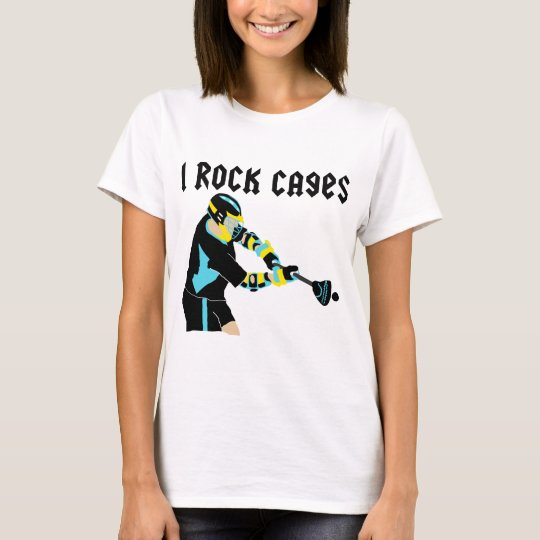 Lacrosse IRockCages T-Shirt