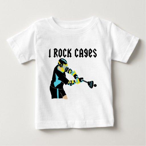 Lacrosse IRockCages Tee Shirt