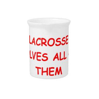 lacrosse jarrones