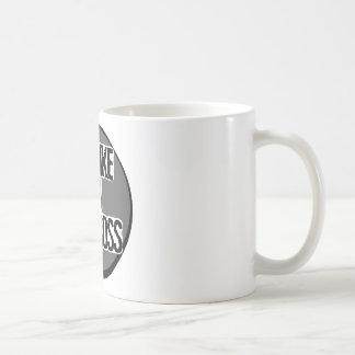 Lacrosse LikeABoss Coffee Mug