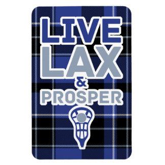 Lacrosse Live LAX and Prosper Magnet