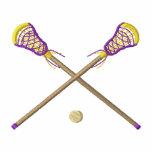 Lacrosse Logo Jacket