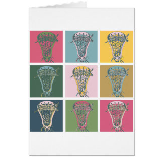 Lacrosse Marylin Uno Card