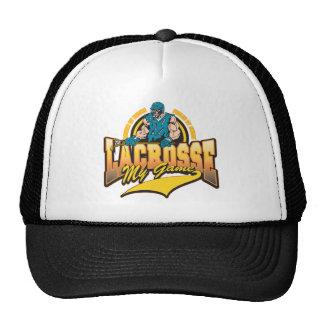 LaCrosse mi juego Gorras