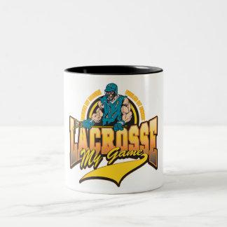LaCrosse mi juego Taza