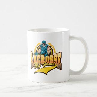 LaCrosse mi juego Taza De Café