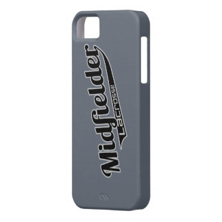 Lacrosse Midfielder iphone 5 case