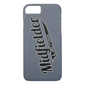 Lacrosse Midfielder iPhone 7 case