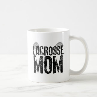 Lacrosse Mom Coffee Mug