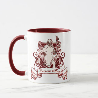 Lacrosse Mom Coffee Mug Tea Cup