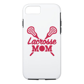 Lacrosse mom iPhone 8/7 case