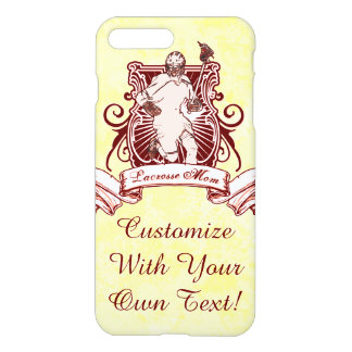 Lacrosse Mom iPhone Cover