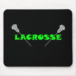 Lacrosse Mouse Pad