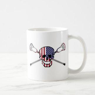 Lacrosse MURICA Coffee Mug