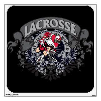Lacrosse My Sport Wall Decal