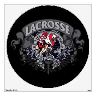 Lacrosse My Sport Wall Sticker