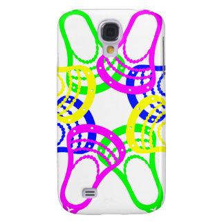 Lacrosse Neon Heads HTC Vivid / Raider 4G Case