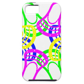 Lacrosse Neon Heads iPhone 5 Covers