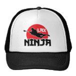 Lacrosse Ninja Hat