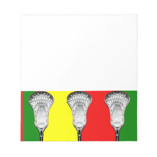 lacrosse memo notepads