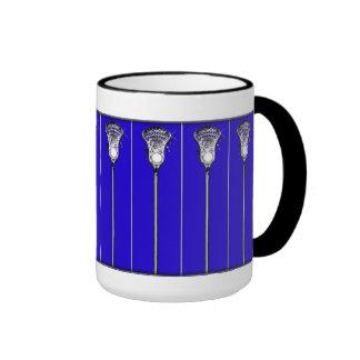 lacrosse novelty gift ringer mug