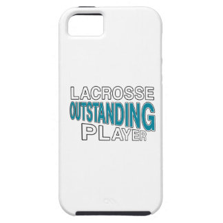 LACROSSE OUTSTANDING PLAYER iPhone SE/5/5s CASE