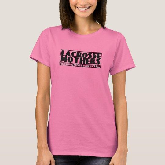 Lacrosse Parents Mothers T-Shirt