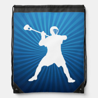Lacrosse Player backpack