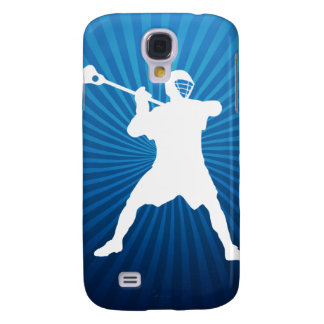 Lacrosse Player Galaxy cover