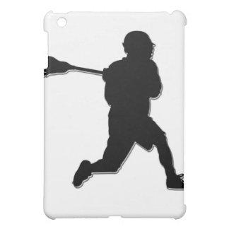 Lacrosse Player I-Pad Case Case For The iPad Mini