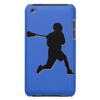 Lacrosse Player I-Pod Touch Case