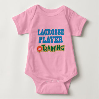 Lacrosse Player In Training (Future) T-shirt