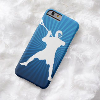 Lacrosse Player iPhone 6 case