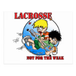 Lacrosse Post Cards