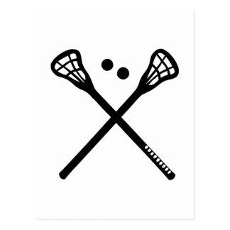 Lacrosse Postcard