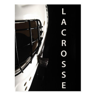 Lacrosse Post Card