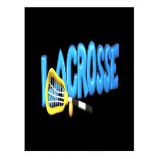 Lacrosse Postcards