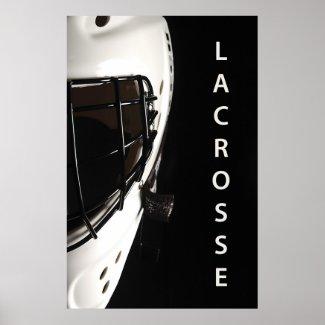 Lacrosse print