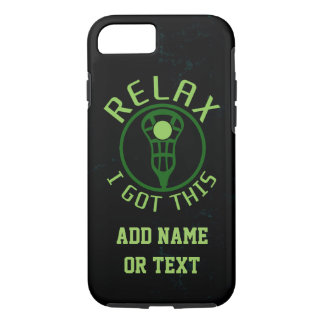 Lacrosse ReLAX I Got This iPhone 7 Case