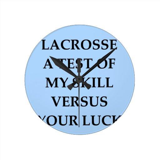 lacrosse reloj